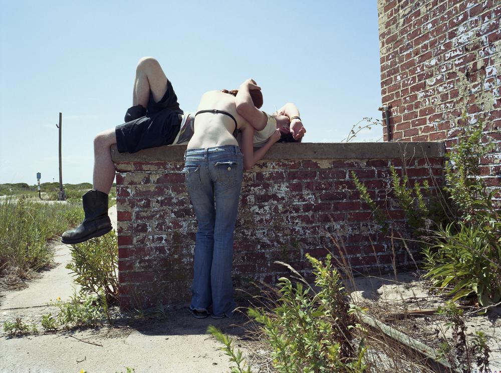 Beth & Mike, Riis Park, NY 2010