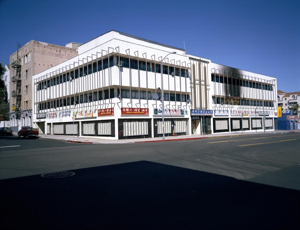 8th Street, Koreatown, L.A. 2009