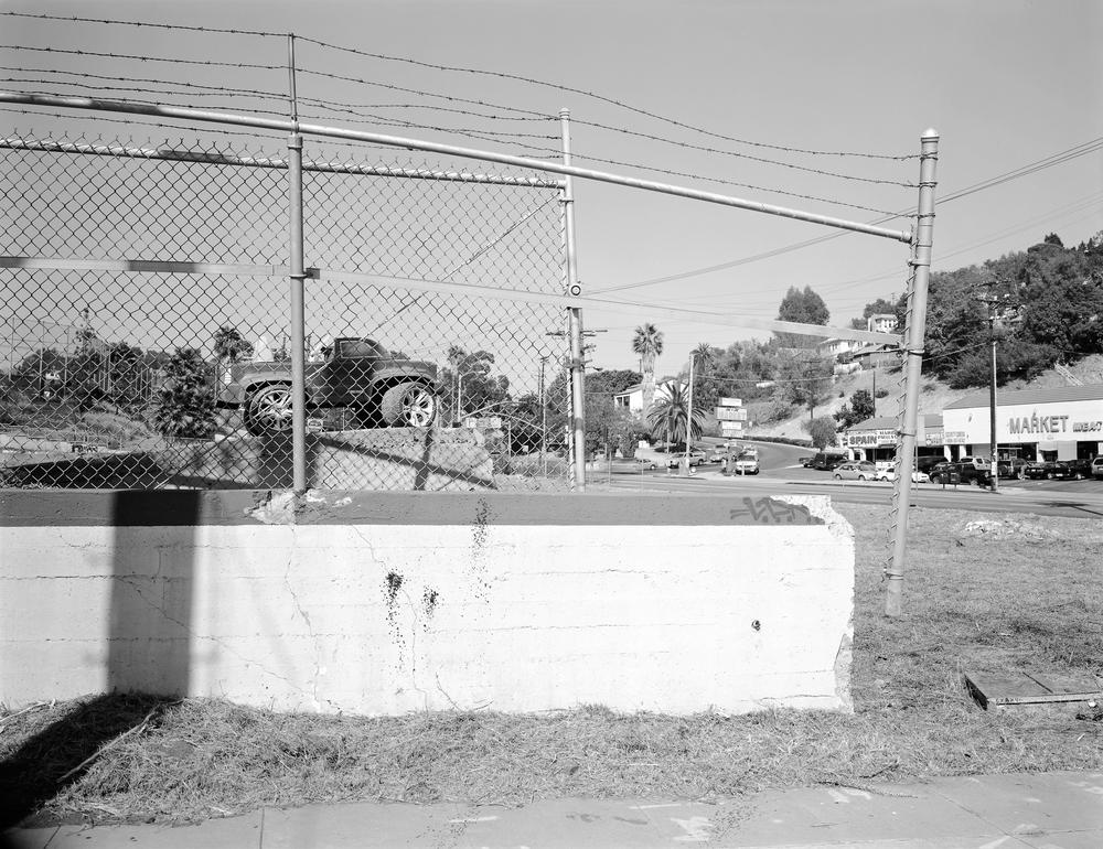 Glendale Blvd, Echo Park L.A. 2009