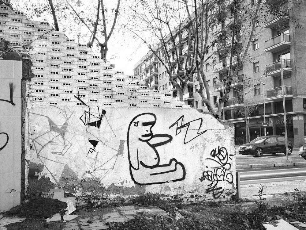 El Poblenou, Barcelona ES 2009