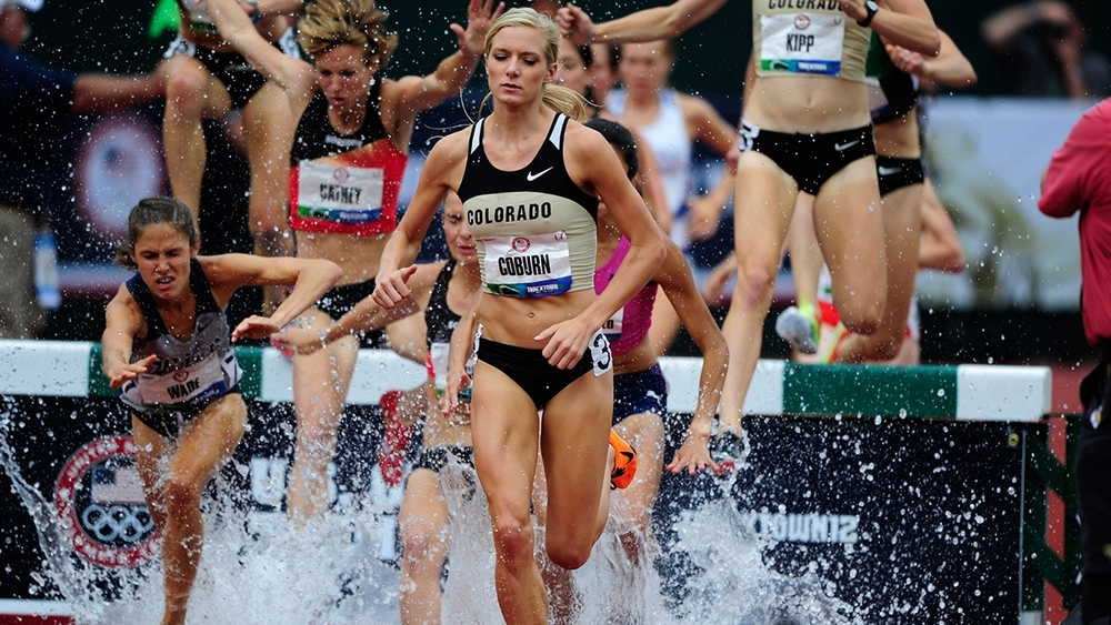US Olympic Trial 3000m Steeplechase