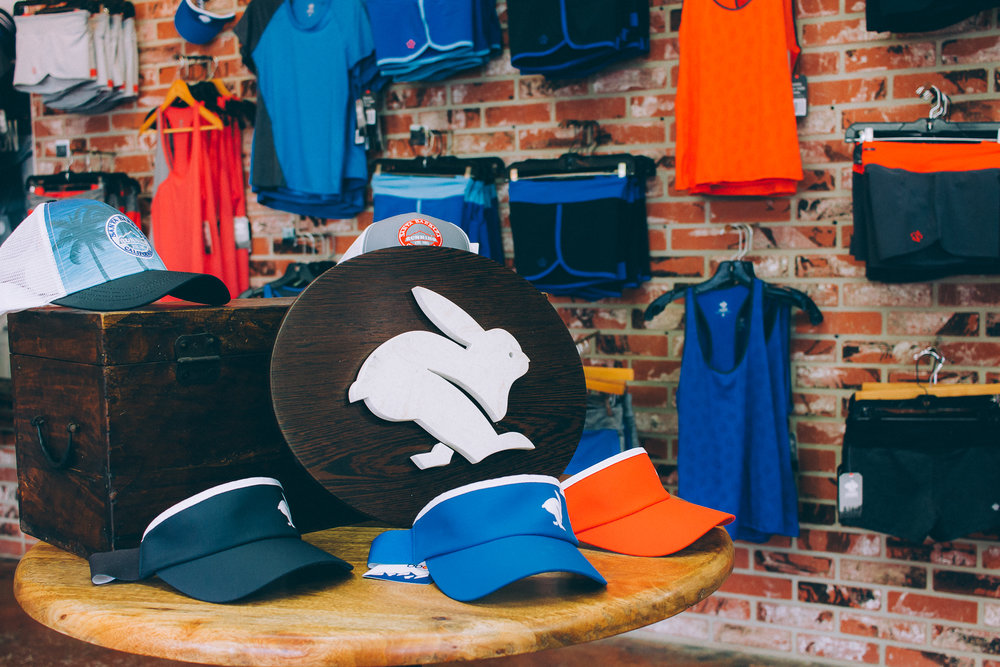 Rabbit Running Apparel at Santa Barbara Running Store