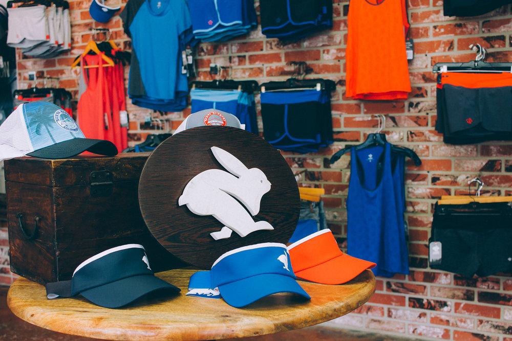 Rabbit Running Apparel at Santa Barbara Running Store