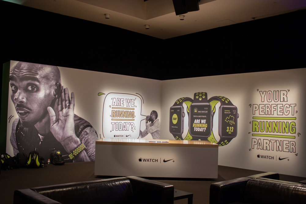 Nike Cross Nationals/Apple Watch - Nike/Beaverton, OR