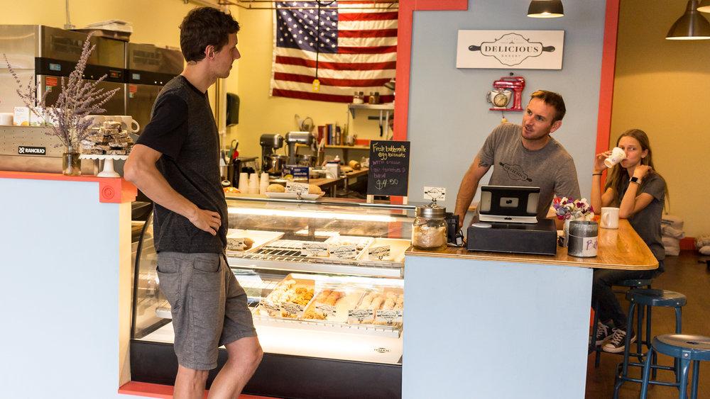 Delicious Bakery - Bozeman, MT