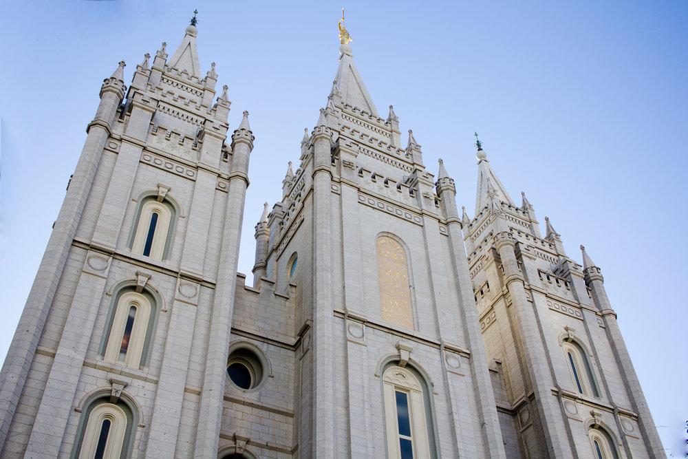 Salt Lake Temple - Salt Lake City, UT