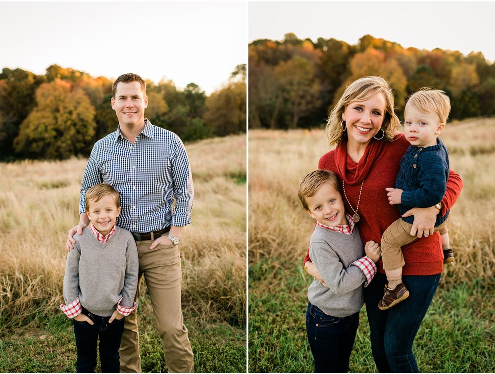 Family portraits at NC Museum of Art | Raleigh Family Photographer | By G. Lin Photography