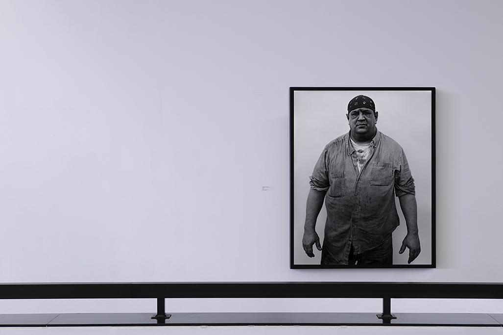 Leo S.  - 2013   36 x 45 inches archival inkjet print