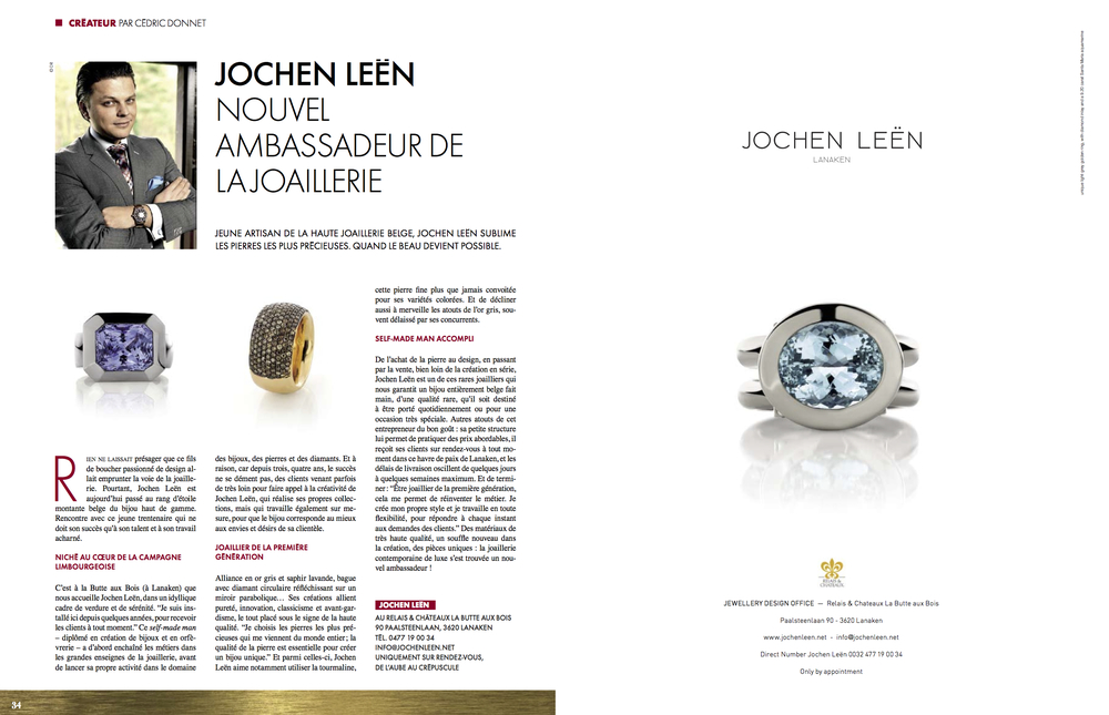L'Eventaille Magazine