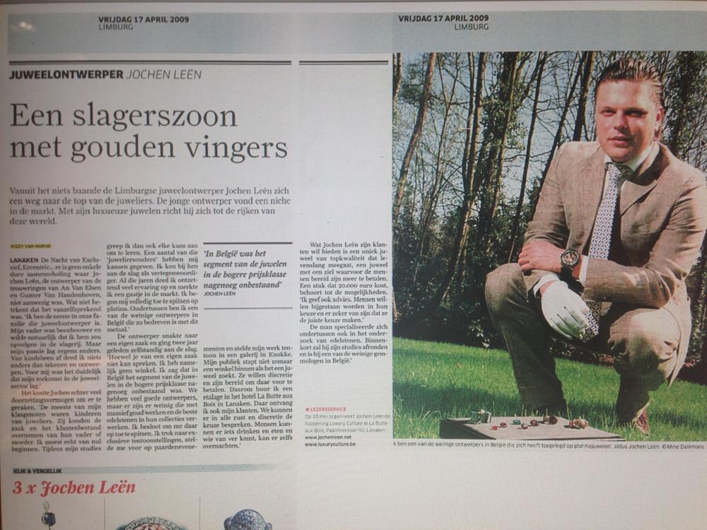 Belgium Newspaper : Het Laatste Nieuws