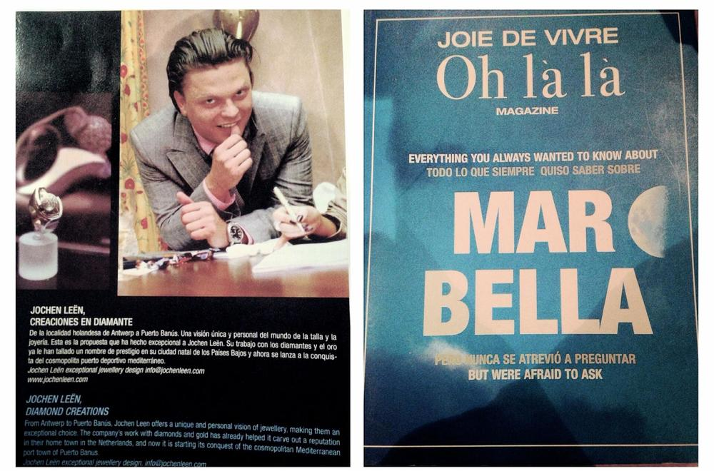 Article Marbella Magazine