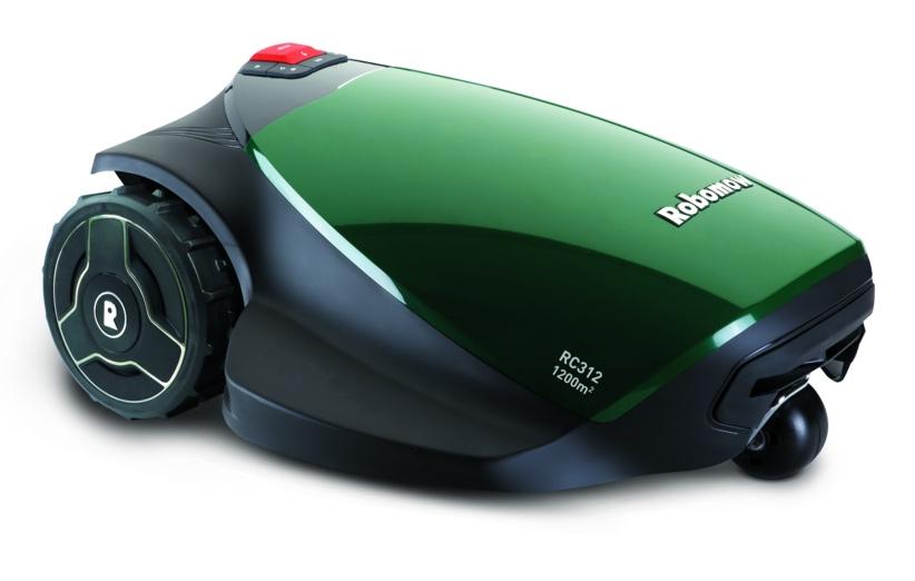 ROBOMOW Rc312 Pro s (ink Robohome)  Om du har en stor gräsmatta, *max 2000m2, och söker efter en attraktiv, tekniskt avancerad, toppresterande gräsklippare för att förbättra både din gräsmatta och din livsstil är Robomow RC312 PRO med GSM modellen för dig. Slimmad, blank och alltid stilren ger denna gräsklippare en känsla av lyx och spetsteknologi till både ditt hem och din trädgård.   PRIS 18990kr    Delbetala 650kr/mån i 36 mån     TILL WEBBUTIKEN