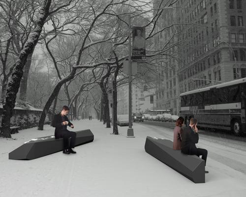 Comfort d'inverno all'aperto