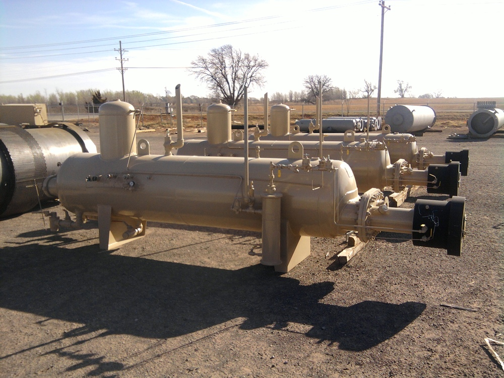 Heated Separators