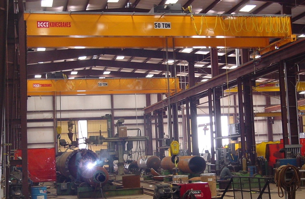 Manufacturing area
