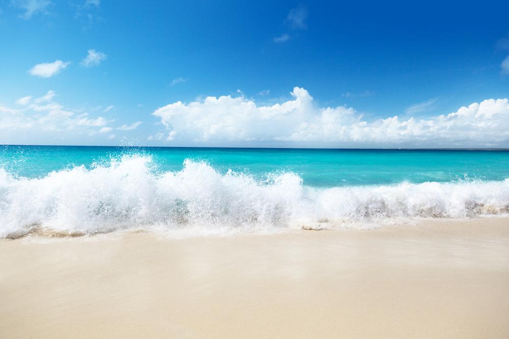 Varpaat hiekkaan, katse horisonttiin