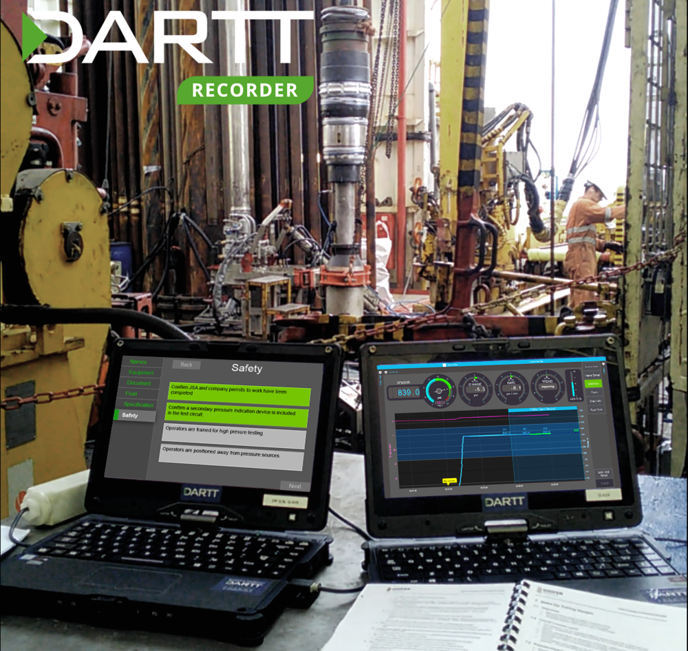 Critical Drill-Floor Completion and Subsea Pressure Testing