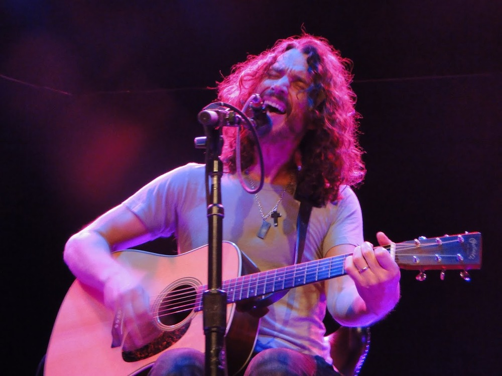 Chris Cornell Solo & Songbook Shows