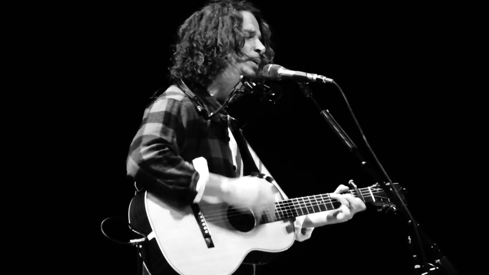 Chris Cornell The Times Are A Changin Back Jeffgarden
