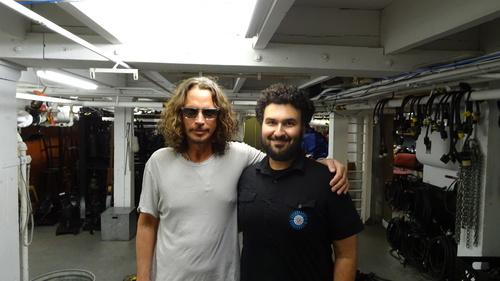 Chris Cornell @ Jacksonville