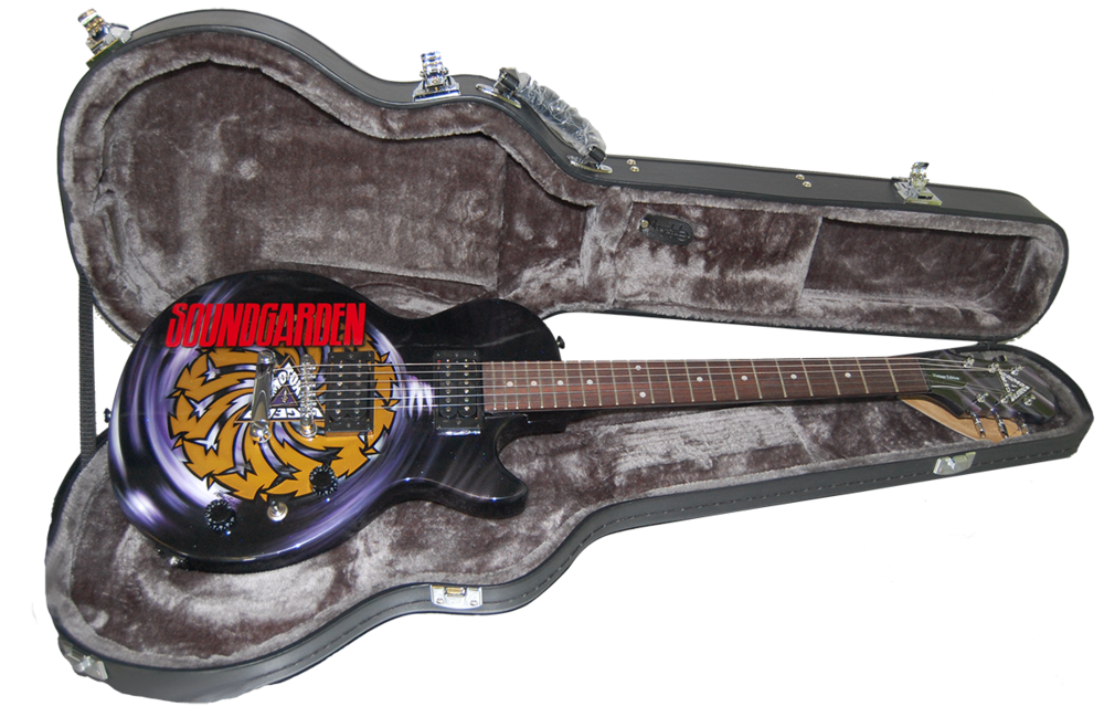 25th Anniversary Badmotorfinger Guitar