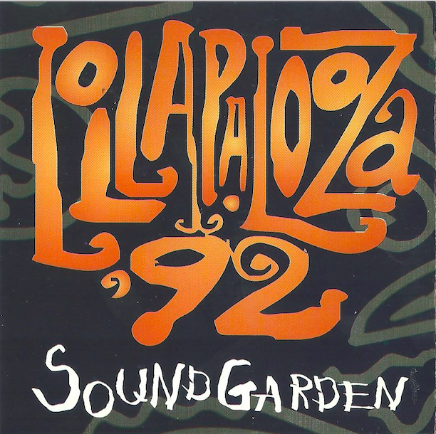 Lollapalooza '92 - FORMAT: JG STREAM | MP3