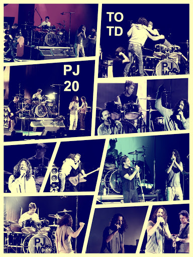 Temple of the Dog reunite for Pearl Jam's PJ20 concert