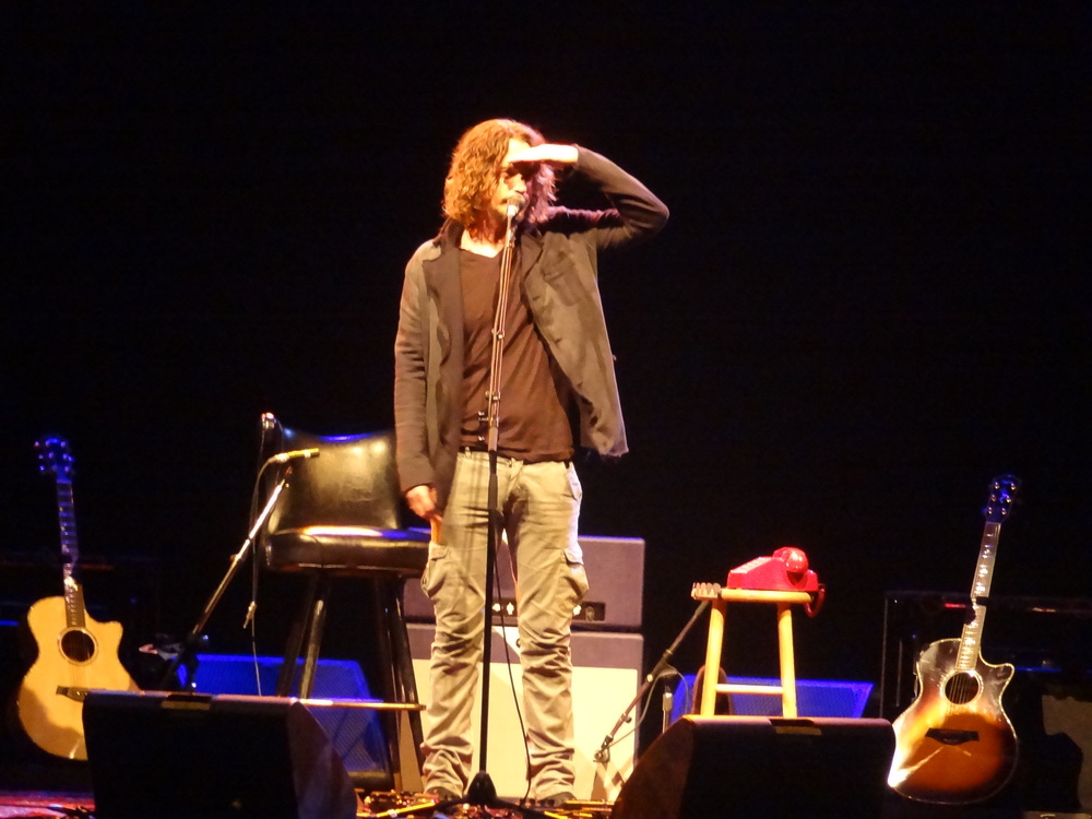 Chris Cornell - Orlando, FL05.13.2012Songbook Tour @ Hard Rock Orlando
