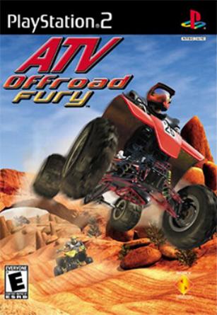 2001 ATV Offroad Fury Spoonman