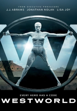 2016 Westworld Black Hole Sun