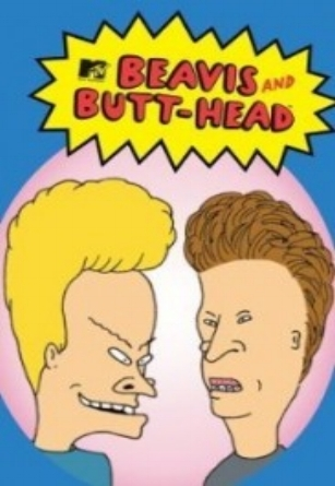 1993- 1997 Beavis and Butt-Head