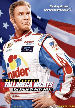 2006 Talladega Nights: The Ballad of Ricky Bobby-  Cochise