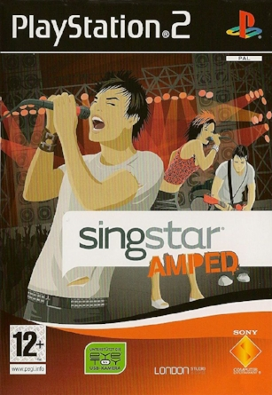 2007 SingStar Amped Cochise