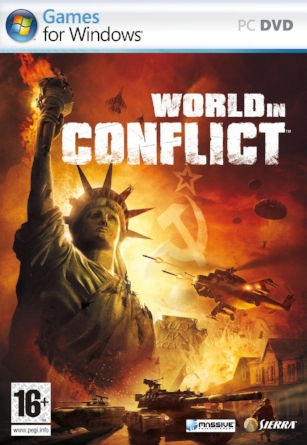 2007 World in Conflict Shadow on the Sun