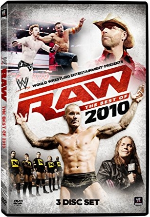 2010 WWE Raw- Be Yourself