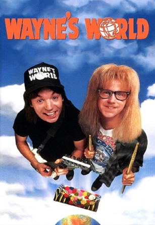 1992 Wayne's World All Night Thing
