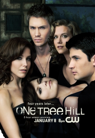 2008 One Tree Hill - Watch Out,  Long Gone, Scream
