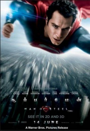 2013 Man of Steel - Seasons""