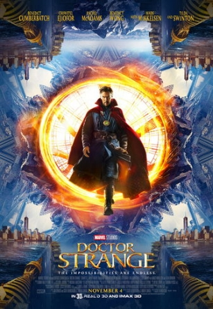 2016 - Doctor Strange Blow Up The Outside World (IMAX Trailer)