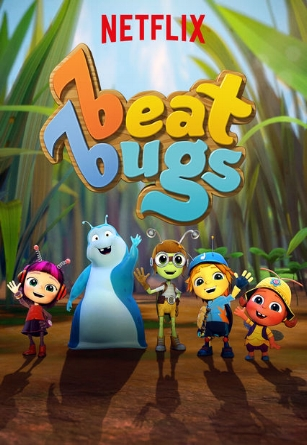 2016 Beat Bugs - Drive my Car (Beatles Cover)