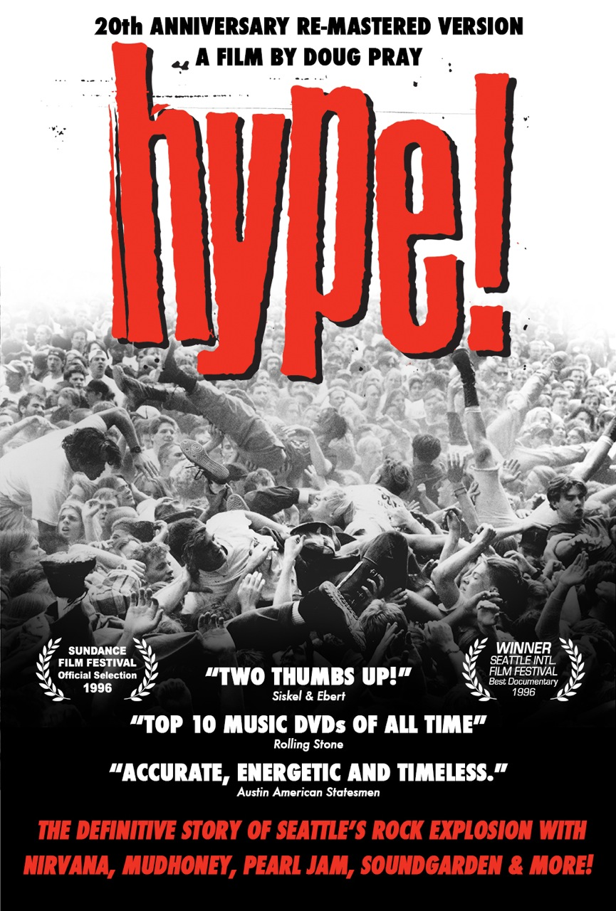 HYPE! celebrated its 20th anniversary in 2017 with a re-release with extra footage
