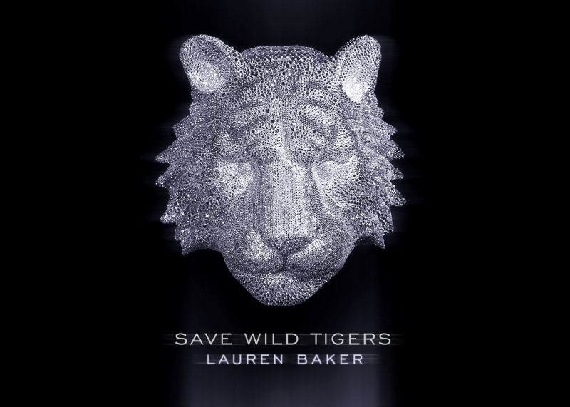 Lauren Baker Tigers Head