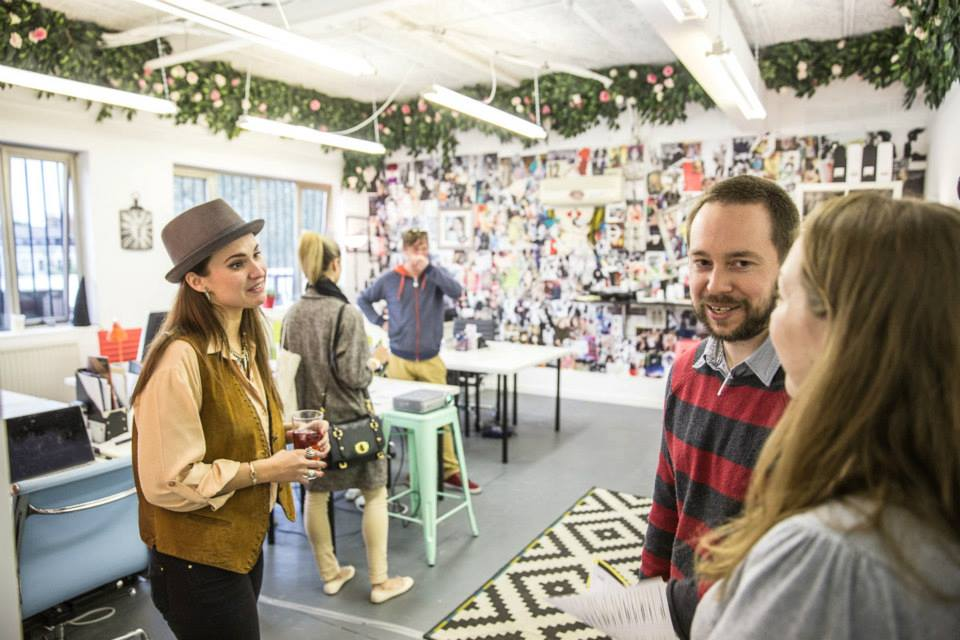 Hackney Downs Open Studios