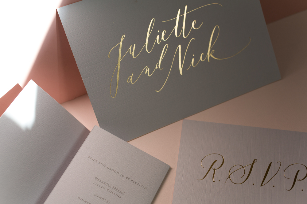 Lamplighter London Bespoke Invitations
