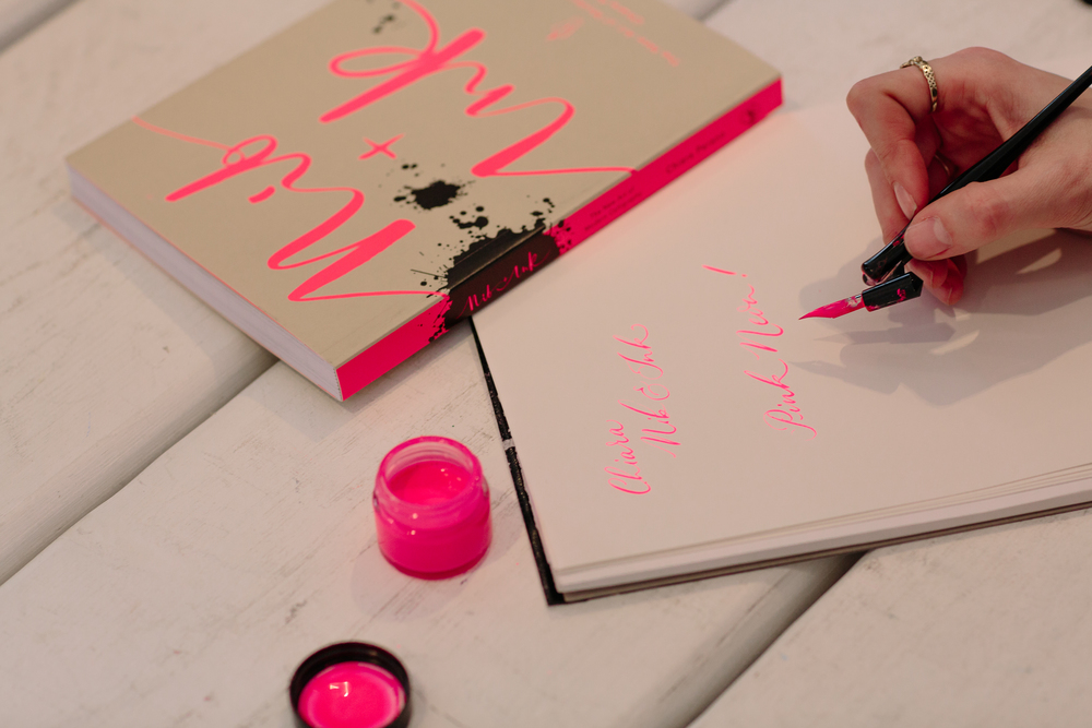 Lamplighter Modern calligraphy Book Workshop