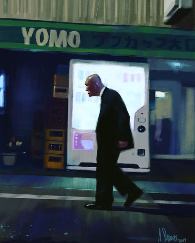 Procreate X Japan . . . . #japan #procreate #procreateapp #procreate4 #procreateillustration #procreatepocket #ipadprocreate #procreateart #procreateartist #procreatevideo #procreatetimelapse #timelapse #process #tokyo #vendingmachine #illustration #painting #tokyonight #procreatexjapan #nightlife