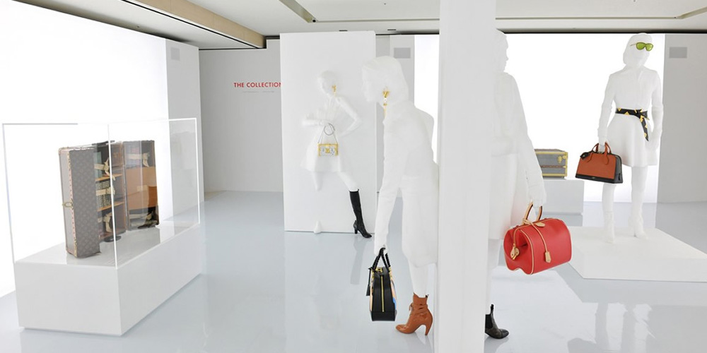 Body 3D scans for Louis Vuitton