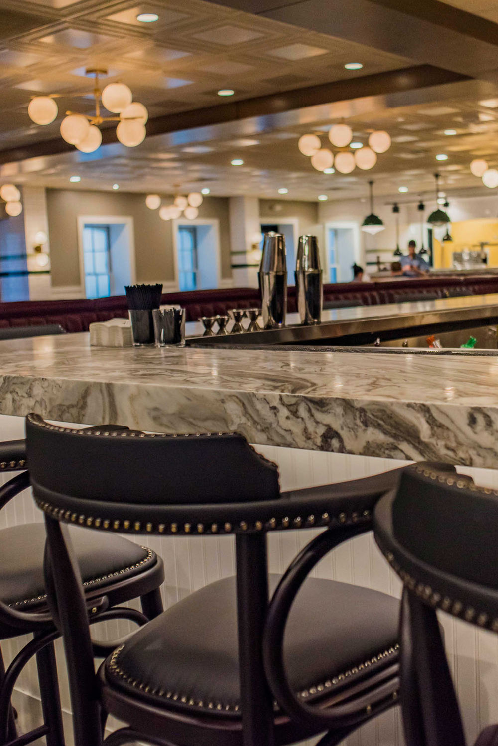 RESTAURANTS — McMahon Architects - Hospitality