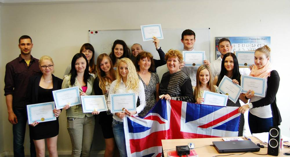 Students from Slovakia