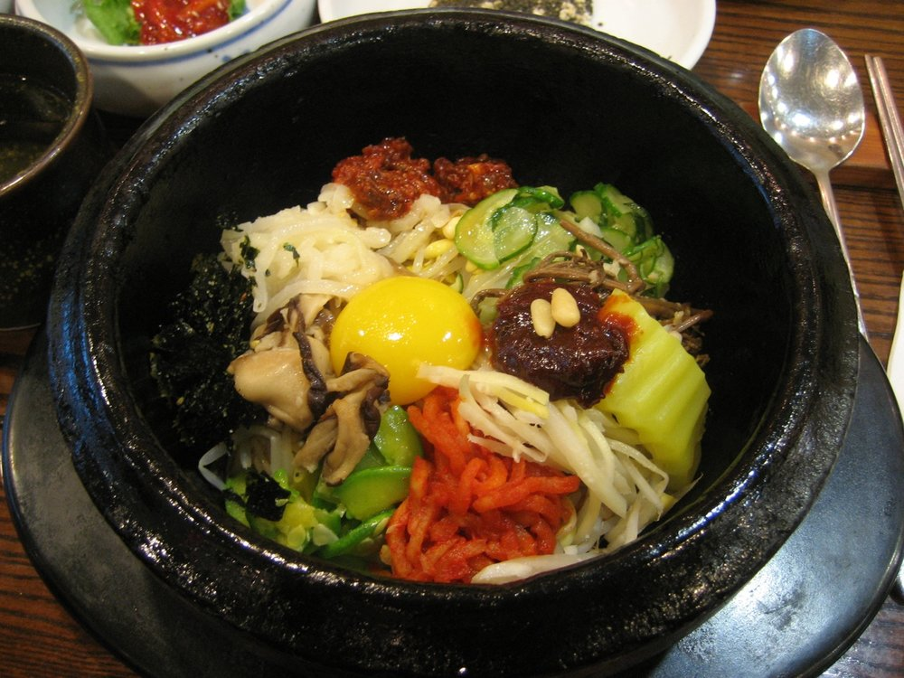The Thai dish bibimbap (photo: Wikimedia Commons)